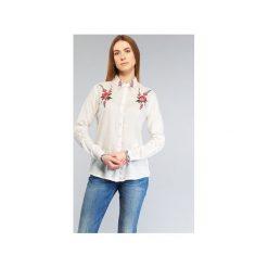 Koszule Desigual  SARALIS. Białe koszule nocne i halki Desigual, s. Za 200,85 zł.