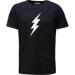 Koszulki polo: Uniforms for the Dedicated SPIDER Tshirt z nadrukiem black bolt