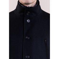 Płaszcze przejściowe męskie: J.LINDEBERG GAVIN Krótki płaszcz black