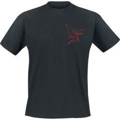 Black Sabbath Cherub T-Shirt czarny. Czarne t-shirty męskie z nadrukiem Black Sabbath, xxl, z dekoltem na plecach. Za 74,90 zł.