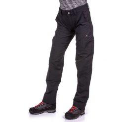 Spodnie dresowe damskie: Marmot Spodnie trekkingowe softshell damskie Highland czarne r. L (53070001)