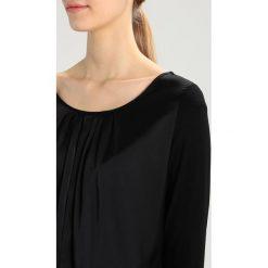 Bluzki damskie: s.Oliver BLACK LABEL 3/4 ARM Bluzka glamour black