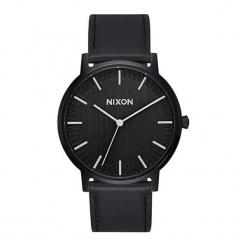 """Zegarek """"A1199-2345-00"""" w kolorze czarnym. Czarne, analogowe zegarki męskie NIXON & ESPRIT, ze stali. W wyprzedaży za 449,95 zł."""