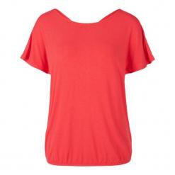 S.Oliver T-Shirt Damski 38 Czerwony. Czerwone t-shirty damskie S.Oliver, s. Za 59,00 zł.