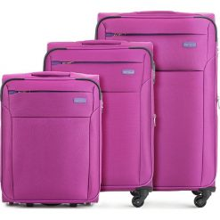 Walizki: V25-3S-22S-33 Zestaw walizek