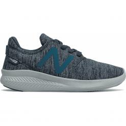 New Balance KACSTDPY. Szare buty sportowe chłopięce New Balance, z materiału. Za 139,99 zł.