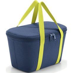 Torba Coolerbag XS Navy. Niebieskie torby plażowe marki Reisenthel, z materiału. Za 69,00 zł.