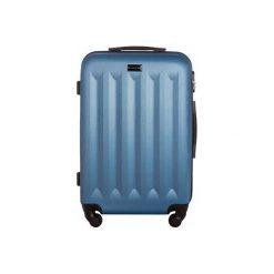 Walizka Benelux 67L niebieska (BENELUX 24 SIL/BLU). Niebieskie walizki marki VIP COLLECTION. Za 189,00 zł.