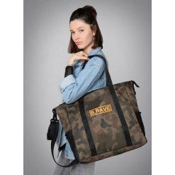 Torebki klasyczne damskie: Torba Diaper Bag Carry All camo-orange
