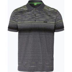 Koszulki polo: BOSS Menswear Athleisure - Męska koszulka polo – Paddy 3, szary