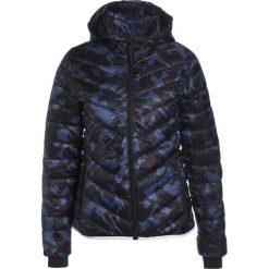 GAP AEROFAST PUFFER Kurtka Outdoor swoosh camo blue. Niebieskie kurtki sportowe damskie GAP, s, z materiału, outdoorowe. W wyprzedaży za 271,20 zł.