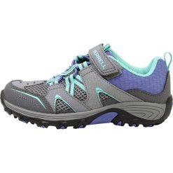 Merrell GIRLS TRAIL CHASER Obuwie hikingowe grey/multi. Niebieskie buty sportowe chłopięce marki Merrell, z materiału. Za 229,00 zł.