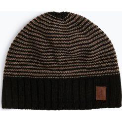 Barts - Czapka męska – David, czarny. Czarne czapki męskie marki Barts, z polaru. Za 119,95 zł.