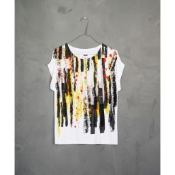Kathmandu no.4 t-shirt - SELVA. Szare t-shirty damskie marki Pakamera, z wiskozy. Za 129,00 zł.