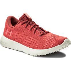 Buty UNDER ARMOUR - Ua W Rapid 1297452-601 Pink. Czerwone buty do biegania damskie marki Under Armour, z gumy. W wyprzedaży za 169,00 zł.