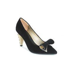 Czółenka Lola Ramona  RAMONA. Czarne buty ślubne damskie Lola Ramona. Za 829,00 zł.