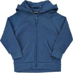 Bluza w kolorze niebieskim. Niebieskie bluzy niemowlęce MeToo. W wyprzedaży za 82,95 zł.