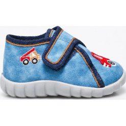 Befado - Trampki dziecięce. Szare buty sportowe chłopięce marki Befado, z materiału. W wyprzedaży za 29,90 zł.