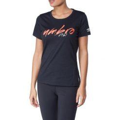 Bluzki sportowe damskie: Umbro Koszulka Graphic W Tee Black M