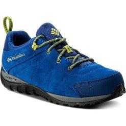 Buty trekkingowe dziewczęce: Trekkingi COLUMBIA - Youth Venture BY2858  Azul/Zour 437