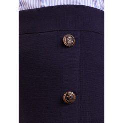 Polo Ralph Lauren Spódnica ołówkowa  aviator navy. Niebieskie spódniczki ołówkowe Polo Ralph Lauren, m, z materiału. W wyprzedaży za 545,35 zł.