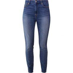 7 for all mankind SUPER ANKLE Jeans Skinny Fit bair vintage dusk. Niebieskie jeansy damskie relaxed fit 7 for all mankind, z bawełny. W wyprzedaży za 359,55 zł.