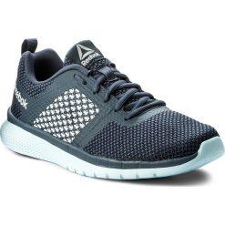 Buty Reebok - Pt Prime Runner Fc CN3154 Indigo/Stl/Blue/Slvr. Niebieskie buty do biegania damskie marki Salomon, z gore-texu, na sznurówki, gore-tex. W wyprzedaży za 179,00 zł.
