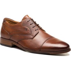 Półbuty SALAMANDER - Steen 31-57413-01 Cognac. Brązowe buty wizytowe męskie Salamander, ze skóry. Za 429,00 zł.