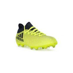 Buty do piłki nożnej adidas  X 17.1 FG J. Żółte buty skate męskie Adidas, do piłki nożnej. Za 399,18 zł.