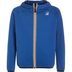 KWay LE VRAI 3.0 REGULAR FIT Bluza rozpinana blue royal/metal. Niebieskie bluzy chłopięce K-Way, z bawełny. Za 299,00 zł.
