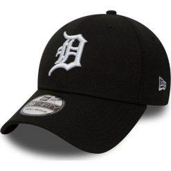 New Era - Czapka Detroit Tigers. Czarne czapki z daszkiem męskie New Era, z elastanu. W wyprzedaży za 119,90 zł.