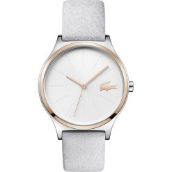 Lacoste - Zegarek 2001013. Szare zegarki damskie Lacoste, szklane. Za 649,90 zł.