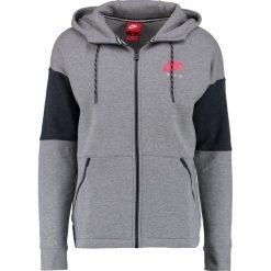 Bejsbolówki męskie: Nike Sportswear AIR Bluza rozpinana carbon heather/anthracite/siren red