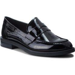 Mokasyny VAGABOND - Amina 4403-260-20 Black. Czarne mokasyny damskie marki Vagabond, z lakierowanej skóry. Za 419,00 zł.