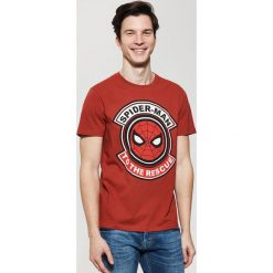 T-shirty męskie: T-shirt spider-man – Czerwony