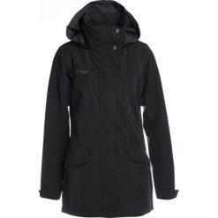Bergans VOLLEN Parka black/solid charcoal. Czarne kurtki sportowe damskie Bergans, xl, z materiału. W wyprzedaży za 503,40 zł.