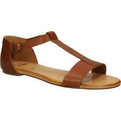 SANDAŁY CAPRICE 9-28103-24. Brązowe sandały damskie Caprice. Za 139,99 zł.