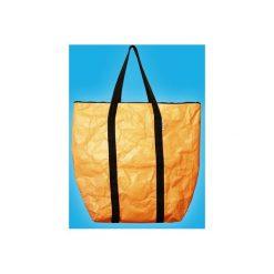 DUŻA ŻÓŁTA TORBA TYVEKU®. Żółte torebki klasyczne damskie Oneones creative studio, z materiału, duże. Za 169,00 zł.