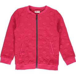 """Bluza """"Sabrine 605"""" w kolorze granatowym. Czerwone bluzy dziewczęce rozpinane LEGO Wear, z aplikacjami. W wyprzedaży za 92,95 zł."""