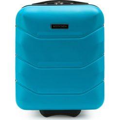 Walizka kabinowa 56-3A-281-90. Niebieskie walizki marki Wittchen, małe. Za 129,00 zł.