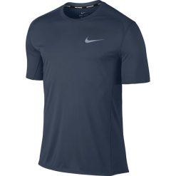 Koszulka do biegania męska NIKE DRI-FIT MILER TOP SHORT SLEEVE / 833591-471 - NIKE DRI-FIT MILER TOP SHORT SLEEVE. Szare t-shirty męskie Nike, m, do biegania, dri-fit (nike). Za 109,00 zł.