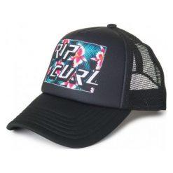 Rip Curl Czapka Damska Czarna Surf. Czarne czapki z daszkiem damskie Rip Curl. W wyprzedaży za 89,00 zł.