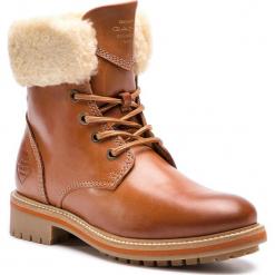 Trapery GANT - Natalie 17541927 Cognac G45. Szare buty zimowe damskie marki GANT, z gumy. Za 739,90 zł.