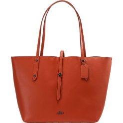 Shopper bag damskie: Coach MARKET TOTE Torba na zakupy metallic red