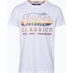Superdry - T-shirt męski, czarny. Czarne t-shirty męskie Superdry, l, z bawełny. Za 149,95 zł.