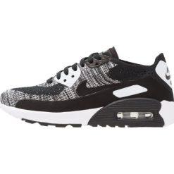 Trampki damskie slip on: Nike Sportswear AIR MAX 90 ULTRA 2.0 FLYKNIT Tenisówki i Trampki black/white