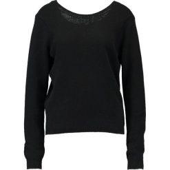Swetry damskie: Vila VILAM  Sweter black