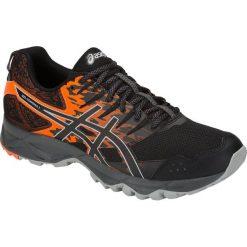 Buty sportowe męskie: Asics Buty męskie Gel-Sonoma 3 czarno-pomarańczowe r. 48 (T724N-001)