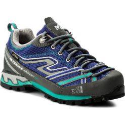 Trekkingi MILLET - Trident Gtx GORE-TEX MIG1336 Purple Blue 6931. Niebieskie buty trekkingowe damskie Millet. W wyprzedaży za 519,00 zł.