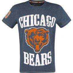 T-shirty męskie z nadrukiem: NFL NFL Chicago Bears T-Shirt odcienie ciemnoniebieskiego